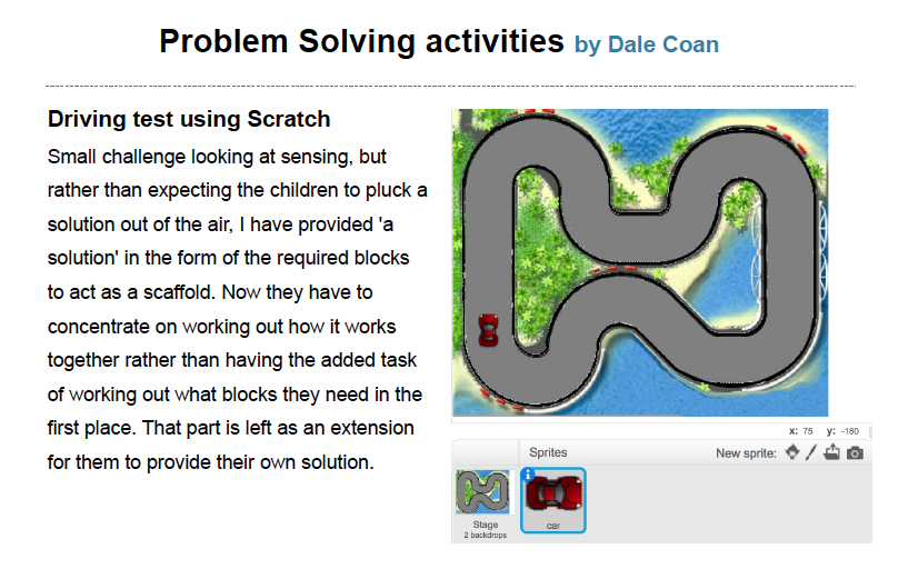 real life problem solving activities